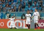 Grêmio domina, mas Robinho faz Atlético-MG arrancar empate no fim