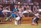 Cássio volta a falhar, mas Corinthians arranca empate contra o Fluminense