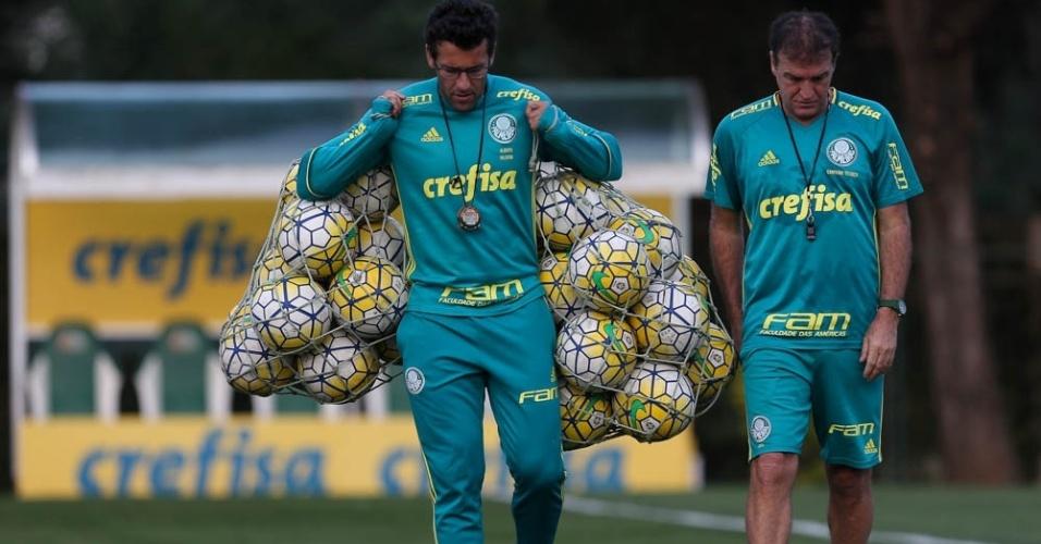Alberto Valentim Cuca Palmeiras