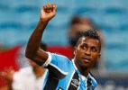 Um mês após fratura, gringo de R$ 20 mi encara pressão para salvar o Grêmio - Lucas Uebel/Grêmio