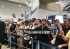Atlético-MG é recebido com festa da torcida após classificação em Campinas - Divulgação/Internet