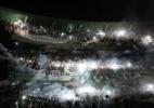 Chape manda mensagem ao Coritiba após homenagem em estádio que seria final