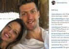 De olho na Rio, central foca decisão da Superliga com ajuda de sua mulher - Reprodução/instagram