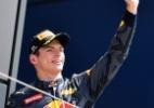 Técnica de pilotagem de Verstappen já virou inspiração, revela companheiro - AFP PHOTO / ANDREJ ISAKOVIC