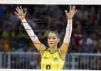 Jaqueline se recupera bem de lesão no joelho, diz médico da seleção - Danilo Verpa/Folhapress