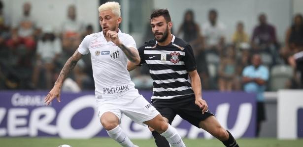 Lucas Lima ameaçou provocar Corinthians e Marquinhos Gabriel, mas foi vetado