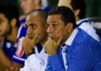 No Cruzeiro, Deivid revela admiração por Luxa: