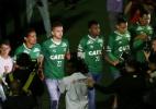 Clubes enviam ofício à CBF para proteger Chape de rebaixamento - Paulo Whitaker/Reuters