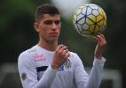 Vitor Bueno preocupa, e Santos pode ter formação inédita na Copa do Brasil