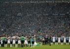 Prestes a completar 4 anos, Arena do Grêmio tem novo recorde de público - Diego Vara/Reuters