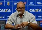 Interino do Cruzeiro cobra solidez tática e justifica má atuação