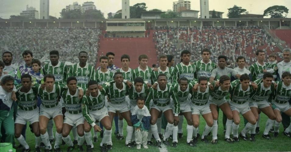 No Paulista de 1994, o título veio de branco