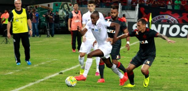 Santos igualou Corinthians em número de pontos e vitórias, mas supera no saldo de gols