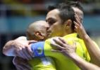 """Falcão comemora por superar Manoel Tobias: """"queria ser como ele"""" - Ian MacNicol - FIFA/FIFA via Getty Images"""