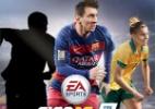 Goleiro do Santos, Apodi e mais 43 atletas cobram indenização do game Fifa - Reprodução