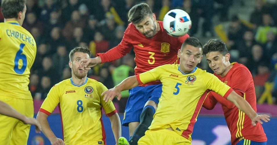 Espanha x romenia