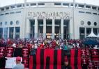 Flamengo volta ao Pacaembu para enfrentar o Santa Cruz pelo Brasileiro