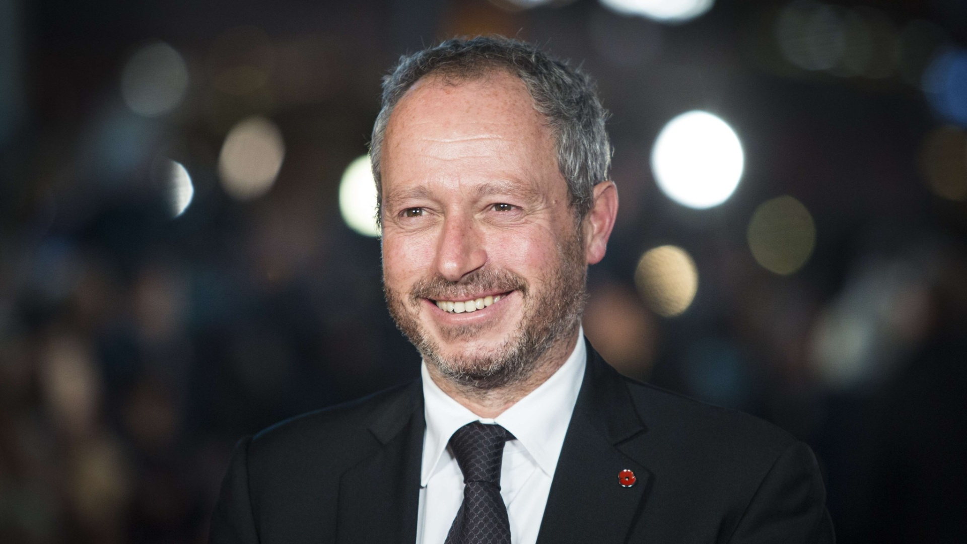 Diretor do filme, o britânico Anthony Wonk também esteve no evento
