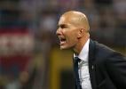 Zidane está perto de bater recorde de equipe de Puskas e Di Stéfano no Real - Reuters / Stefano Rellandini