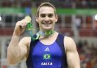 Zanetti bate campeão mundial em evento-teste da Rio-2016 e leva ouro - Ricardo Bufolin/Divulgação