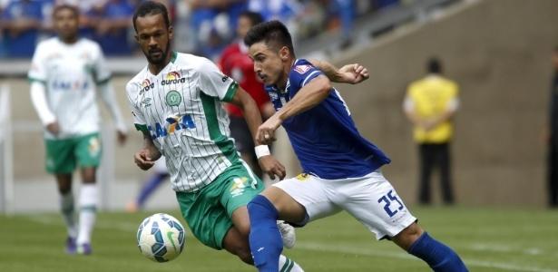 Cruzeiro enfrentou a Chapecoense no último domingo (21), às 11h