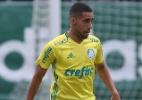 Vetados no fim de semana, Arouca e Gabriel voltam a treinar no Palmeiras