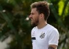 """Moisés sobre Lucas Lima: """"vem falando mais do Palmeiras do que jogando"""" - Ivan Storti/ Santos FC"""
