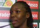 Pivô de polêmica no basquete feminino já foi aposta do Brasil no atletismo - Fábio Aleixo / UOL