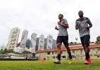 Botafogo tem atividade leve e sem esboço de time para encarar Atlético-PR - Vítor Silva/SSPress/Botafogo