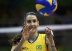 Sheilla vê aposentadoria da seleção como definitiva e fala em ano sabático - REUTERS/Marcelo Del Pozo