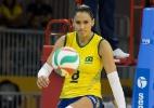 CBV confirma que Jaqueline sofreu entorse no joelho - Danilo Verpa/Folhapress