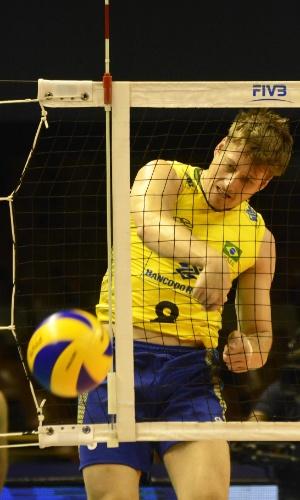 Murilo disputará no Rio de Janeiro a terceira Olimpíada de sua carreira