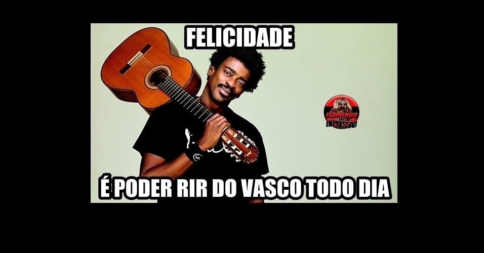Após derrota para o Figueirense, internautas zoam o Vasco, lanterna do Campeonato Brasileiro