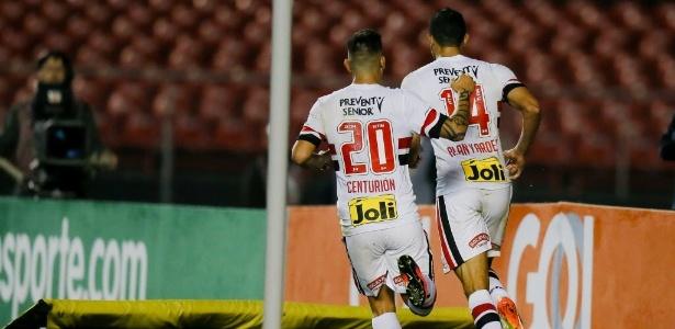Alan Kardec marcou para o São Paulo após longo período sem balançar a rede