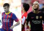 Jornal: Barça quer Neymar mais forte, e brasileiro malha para ganhar 5 kg