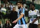 Temporada irregular ameaça titularidade de ex-palmeirense no Grêmio - Joka Madruga/Futura Press/Estadão Conteúdo
