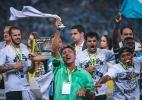 """Presidente do Grêmio sobre permanência de R. Gaúcho: """"Só falta ele querer"""" - JEFFERSON BERNARDES/AFP"""