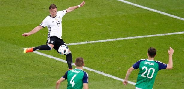 Resultado de imagem para Alemanha x Irlanda do Norte