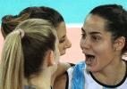 Argentina vence Pré-Olímpico e garante vaga no vôlei feminino para Rio-2016 - Divulgação / @Rio_2016