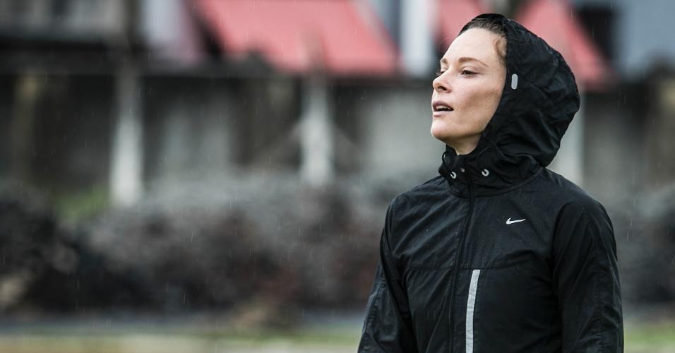 Fabiana Murer - Especial Treino de Atleta
