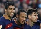 Xavi exalta performance de Neymar no Barcelona: 'Está imparável'