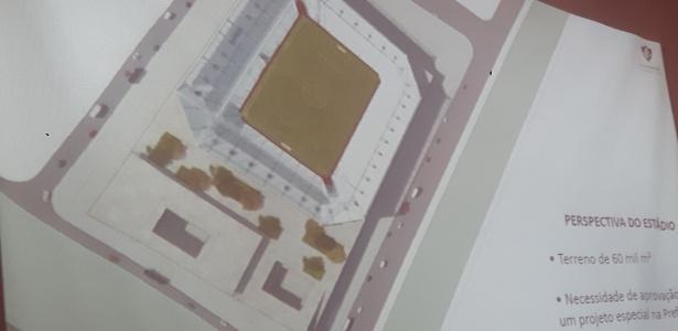 Fluminense anunciou que já tem terreno para construir estádio proprio