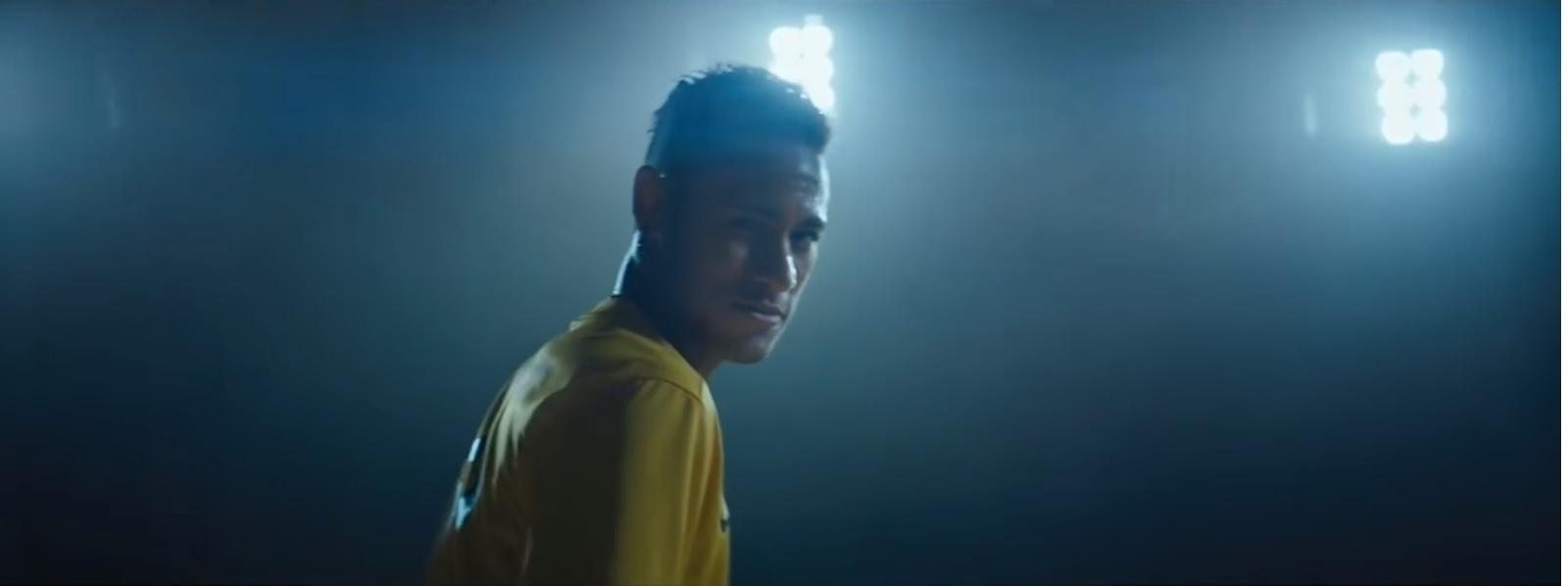 Neymar estrela comercial da rede Taco Bell exibido na final do Super Bowl 50