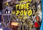 """Atlético provoca Cruzeiro e se declara """"Time do Povo"""" em ônibus de BH - Reprodução/Twitter"""