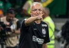 Dorival não quer poupar titulares do Santos e pede vitória em 100º jogo - Diego Padgurschi /Folhapress