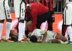 Falcao García tem traumatismo craniano diagnosticado após pancada - Valery Hache/AFP