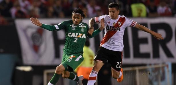 Chapecoense precisa, agora, vencer por 2 a 0 na Arena Condá