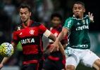 Palmeiras e Flamengo disputarão jogos simultâneos em rodada decisiva