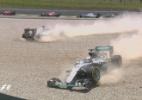 Acidente entre Hamilton e Rosberg continua dando o que falar em Mônaco - Formula 1 Oficial