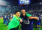 Wellington Sousa trocou o Grêmio pelo Inter e hoje brilha no Japão